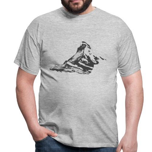 SOLDE : Cervin - Matterhorn - T-shirt Homme