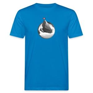 Rhyfall - Männer Bio-T-Shirt