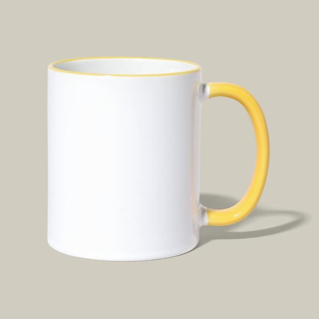 Tasse mit mangomood Monster