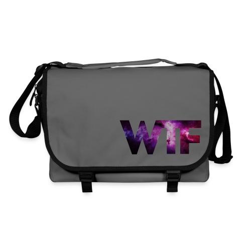Tasche - WTF - Umhängetasche