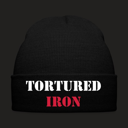 TORTURED IRON BEANIE - Winter Hat
