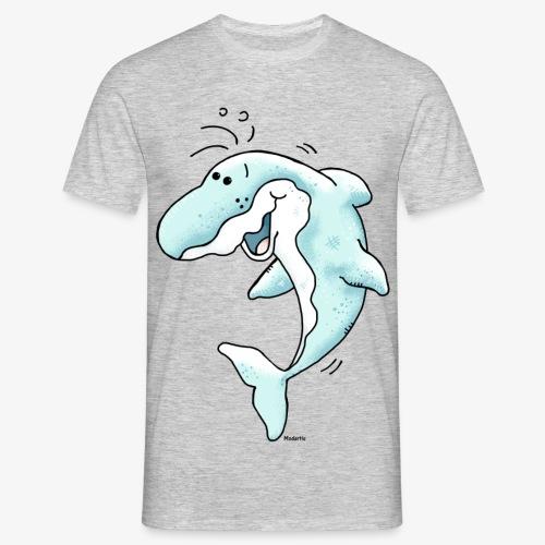 Camiseta con Delfín - Camiseta hombre