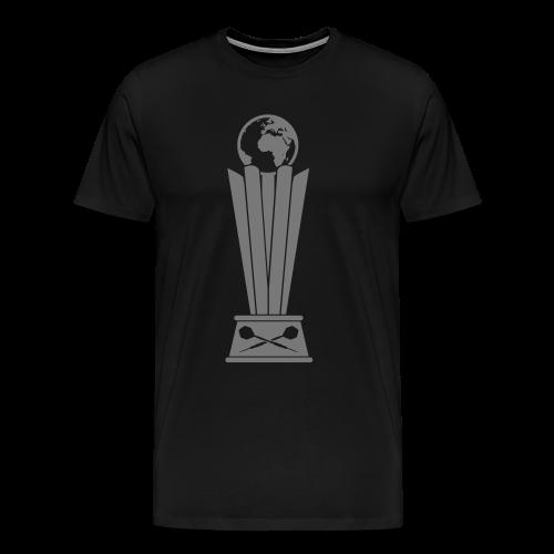 Darts Weltmeisterschafts Trophäe Shirt - Männer Premium T-Shirt