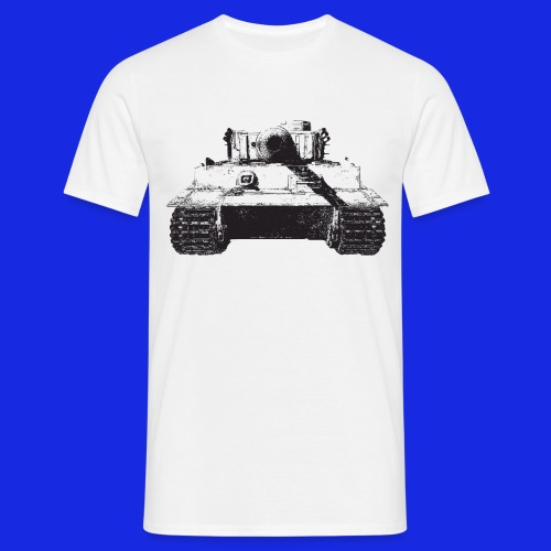 Tank Tiger I - Men's T-Shirt