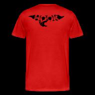 T-Shirts ~ Männer Premium T-Shirt ~ iceberg raccourci black