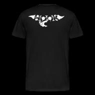 T-Shirts ~ Männer Premium T-Shirt ~ iceberg raccourci white