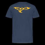 T-Shirts ~ Männer Premium T-Shirt ~ iceberg raccourci sunny-yellow