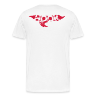 T-Shirts ~ Männer Premium T-Shirt ~ iceberg raccourci red
