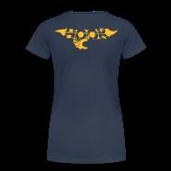 T-Shirts ~ Frauen Premium T-Shirt ~ iceberg raccourci sunny-yellow