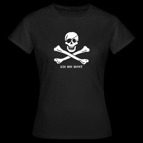 Ich bin bunt!  - Frauen T-Shirt