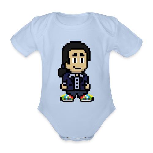 Masud Babyz - Baby Bio-Kurzarm-Body