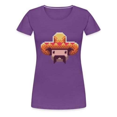 Mexican Guy Women's T-shirt - Women's Premium T-Shirt