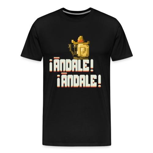 Andale Men's T-shirt - Men's Premium T-Shirt
