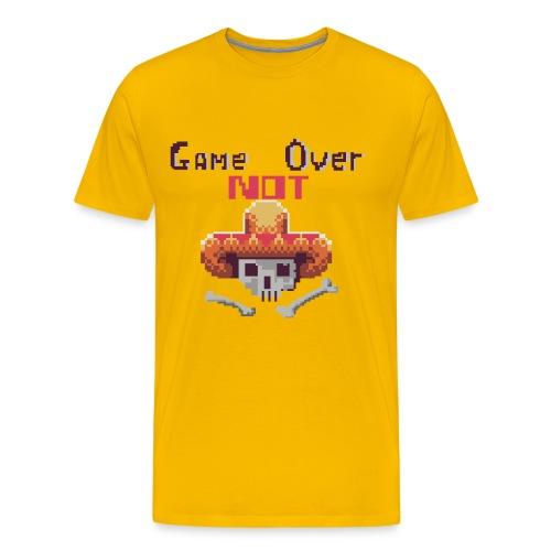 Game Not Over Men's T-shirt - Men's Premium T-Shirt
