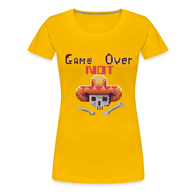 Game Not Over Women's T-shirt