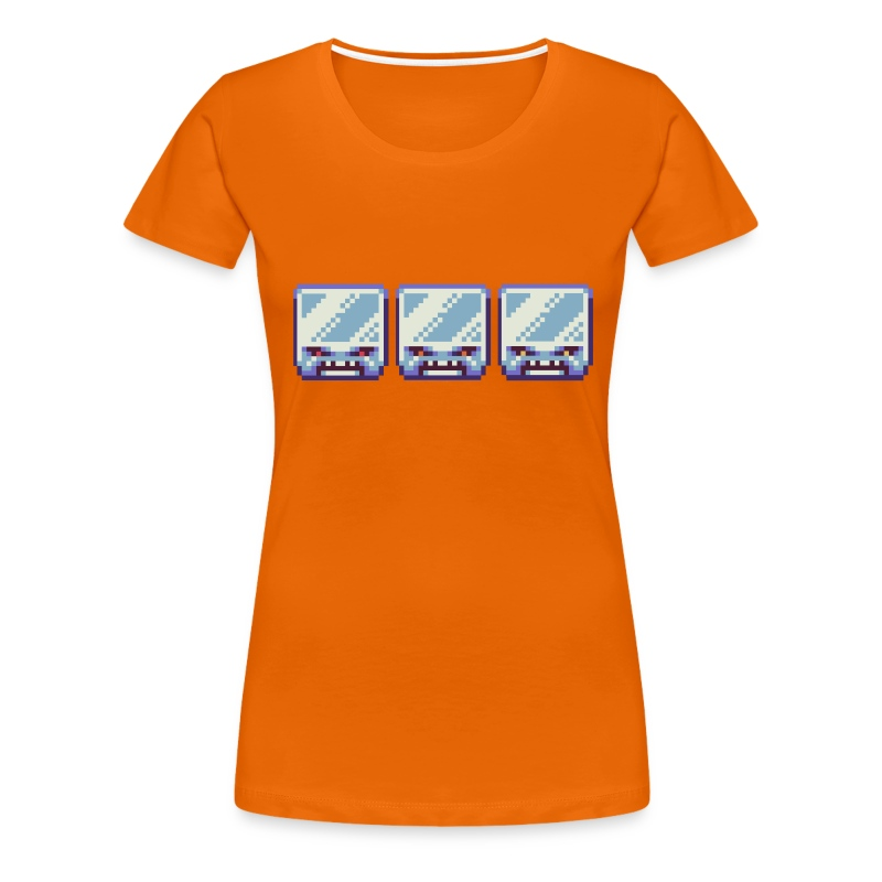 Ice Blocks Women's T-shirt - Women's Premium T-Shirt