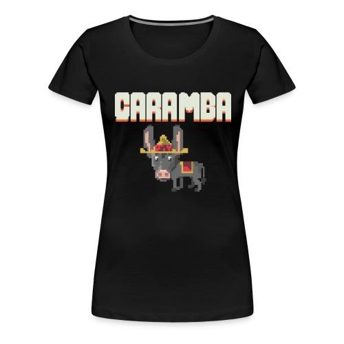 Caramba Women's T-shirt - Women's Premium T-Shirt