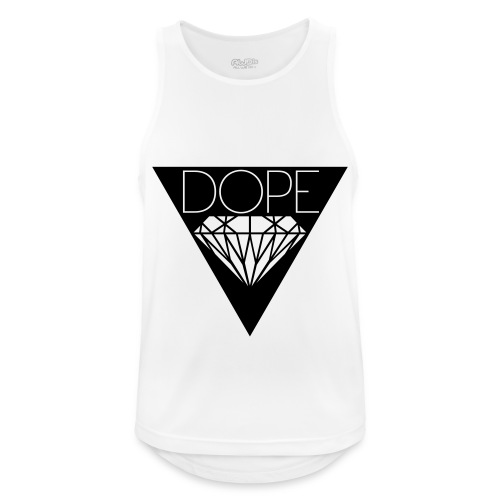 diamond - Men's Breathable Tank Top