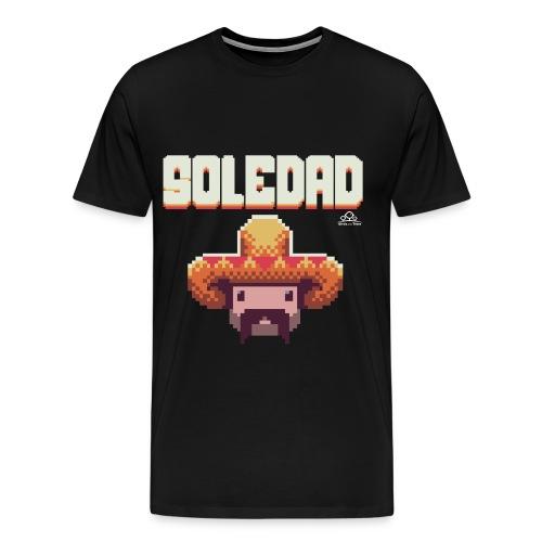 Soledad Men's T-shirt - Men's Premium T-Shirt
