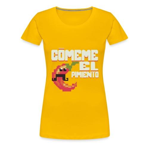 Pimiento Women's T-shirt - Women's Premium T-Shirt