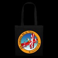 Bolsas y mochilas ~ Bolsa de tela ~ LOGO LA TINA (cat)