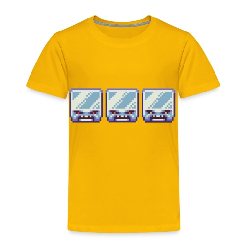 Ice Blocks Kid's T-shirt - Kids' Premium T-Shirt