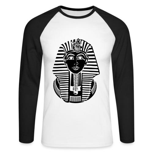 Tunanchamun - Men's Long Sleeve Baseball T-Shirt