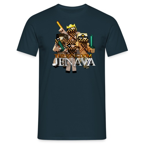 The Kingdom: Jenava - Jenava POWER SHIRT Jongens - Mannen T-shirt