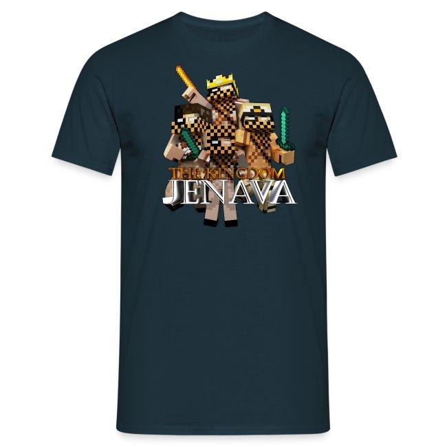 The Kingdom: Jenava - Jenava POWER SHIRT Jongens