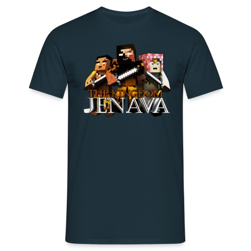 The Kingdom Jenava: Slechterikken JONGENS Shirt - Mannen T-shirt