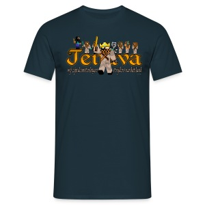 The Kingdom Jenava: Seizoen 1 Oldschool Shirt Jongens - Mannen T-shirt