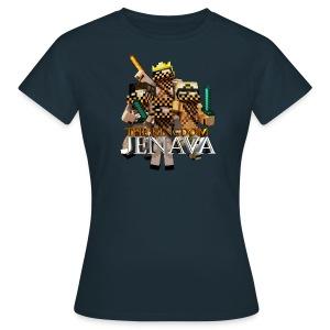 JENAVA POWER Shirt - Meiden - Vrouwen T-shirt