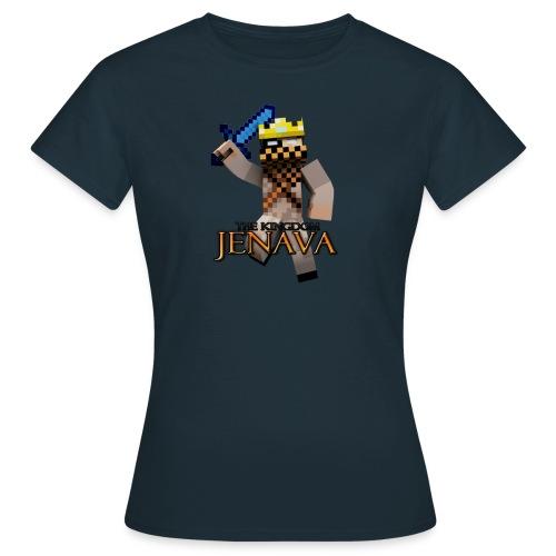 The Kingdom Jenava: Koning Cemal MEIDEN Shirt - Vrouwen T-shirt