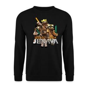 Jenava POWER CREWNECK! - Mannen sweater