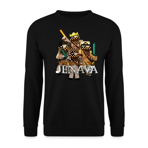 Jenava POWER CREWNECK! - Mannen sweater