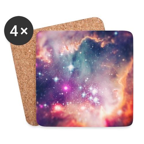 Untersetzer - Universumm - Untersetzer (4er-Set)