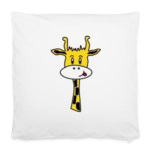 Kussensloop 40x40 cm giraf - Kussensloop 40 x 40 cm
