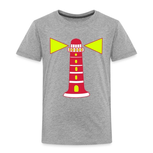 T-shirt Vuurtoren - Kinderen Premium T-shirt