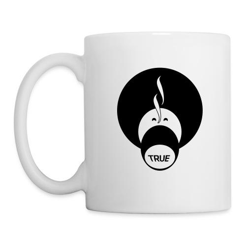 TRUE COFFEE CUP - Kop/krus