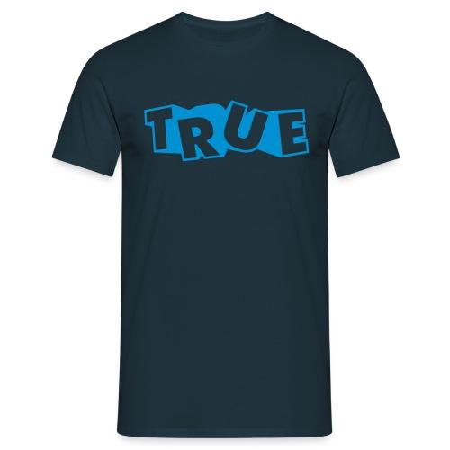 TRUE D - Herre-T-shirt