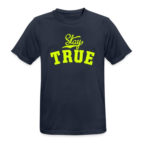 STAY TRUE SPORT - Herre T-shirt svedtransporterende