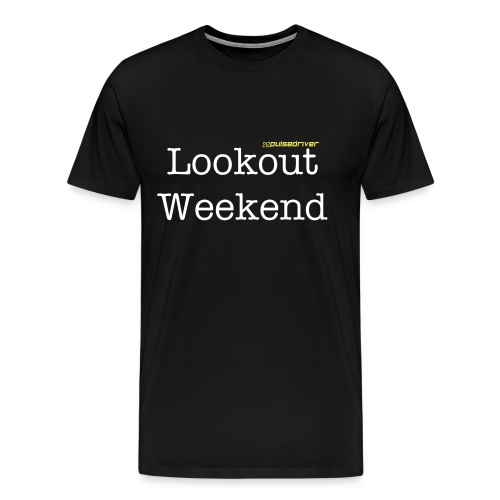 Lookout Weekend T-Shirt - Men's Premium T-Shirt