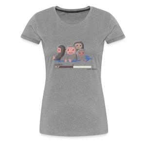 Refugees Women's T-shirt - Women's Premium T-Shirt