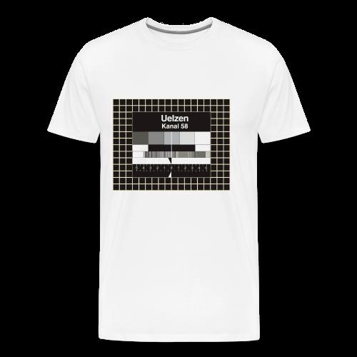 Sender Uelzen - Männer Premium T-Shirt