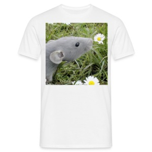 Don't forget to smell the flowers - Men's T-Shirt
