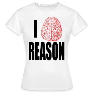 I Heart REASON - Women's T-Shirt