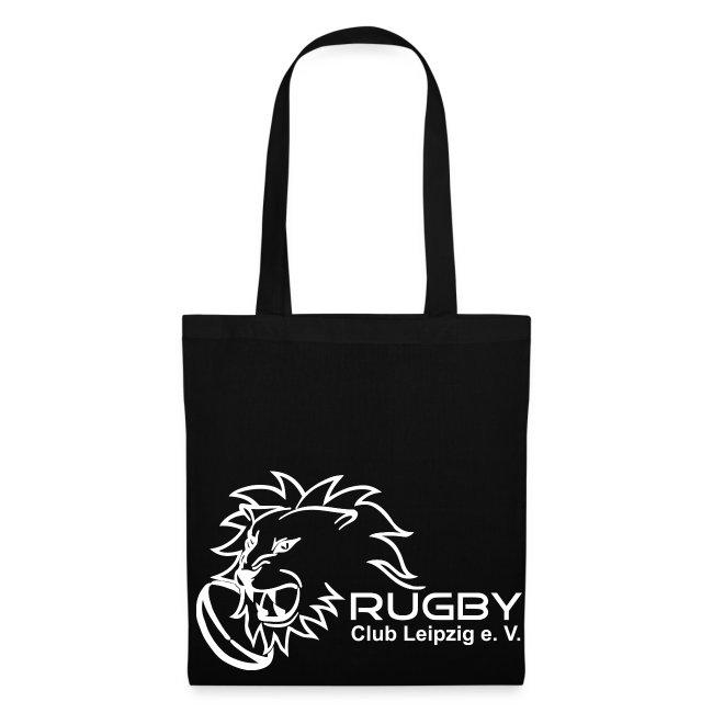 Stoffbeutel mit Rugby Club Leipzig Logo