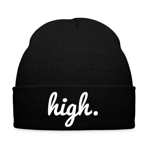 Mütze, high. - Wintermütze
