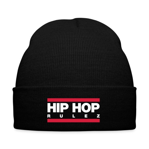 Mütze, Hip Hop Rulez - Wintermütze