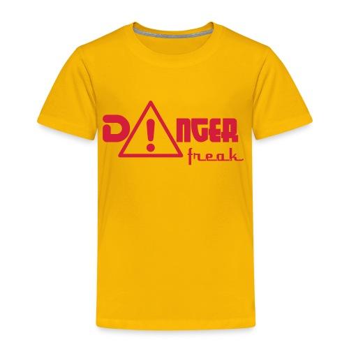 Danger Freak - Kinder Premium T-Shirt